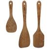 Ни один из Фунга Лки краски венг шпатель деревянного рис совка древесина лопата ложка наклонных трех дар не устанавливает MC03 лопата штыковая truper pry p 17160