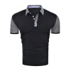 Мужские коротким рукавом рубашки ПОЛО вскользь хлопка футболки для мужчин рубашки футболки для детей