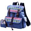 Г-жа Dougu глаз плеча брезентовый мешок корейской версии случайные ветра колледж милый маленький рюкзак синего стекла G00116 брезентовый полог в воткинске на авито