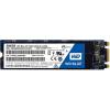 Western Digital (WD) синий серии Интерфейс 500G M.2 твердотельный накопитель (WDS500G1B0B) жесткий диск пк western digital wd40ezrz 4tb wd40ezrz