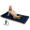 INTEX Надувной матрас с надувной подушкой надувной матрас intex 152x203x46cm 64458