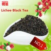 Grade AAA 200g Lichee Black Tea Lychee Congou Losing Weight Fruit Red Tea Free Shipping 500g keemun black tea black tea keemun black tea free shipping