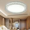 TCL привело потолочный светильник современный простой спальни гостиная огни 36W круглый белый свет 580 * 115 мм tcl led потолочное круглое зеркало 24w белый светильник для спальни для спальни круглый φ385 75 мм