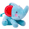 Fisher-Price слоненок плюшевые игрушки ребенок схватив куклы мяч упражнение куколка FPL006 цветоразличения фей ксю fisher price игрушка обезьяна плюшевые куклы куклы fpl004