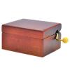 yiyinyuan музыкальная шкатулка красный YH2GM4-1 jakos маленькая музыкальная шкатулка в форме цветка