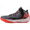 Nike мужская NIKE Иордания обувь ИОРДАНИЯ RISING ZOOM Air баскетбольные ботинки 845843-006 зимой темно-серый 42,5