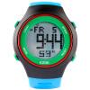 EZON должен быть квази-тонкий водонепроницаемый часы спортивные часы мужские руки погонный метр на открытом воздухе спортивные часы черный пару часов L008A11