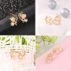 Прекрасный сплав Opal бабочки стержня уха серьги Pin уха для женщин подарка Xmas прекрасный сплав opal бабочки стержня уха серьги pin уха для женщин подарка xmas