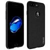 ESCASE iPhone7PLus Apple, телефон оболочки / защитный рукав Apple, телефон 7 телефон оболочки падение сопротивления iPhone7 все включено элегантный матовый черный жесткий корпус с отверстием