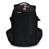 SWISSGEAR 男士双肩书包男大容量旅行背包电脑包15.6英寸 SA-8118黑色 新视野大学英语(3 第3版 视听说教程教师用书 附光盘)