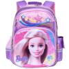 Барби (Barbie) Детский школьный портфель женские модели простой мультфильм мешок 1--4 Grade фиолетовый рюкзак BB8112B дисней disney принцесса мультфильм рюкзак школьный 1 2 grade розовый школьный портфель db96133c