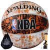 Spalding Spalding 73-722Y граффити баскетбол тренировка износ резины баскетбол spalding spalding 73 303 резиновый материал no 6 мяч женщина с мячом баскетбол page 5