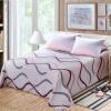 Ivy Постельные принадлежности Домашний текстиль Отдельные листы Одноместный хлопок Одноместный 1 кровать / 1,2 кровать (счастливый)