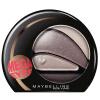 Maybelline (MAYBELLINE) электрические глаза широко открыты глаза серые тени 3.4g (коричневый глаз тени макияж многоцветной теней) тени maybelline палетка теней 01 blushed nudes maybelline