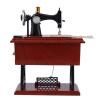 Шкатулка для драгоценностей Мини Античный Look Швейные машины Механические Music Box стерлитамак магазин швейные машины купить