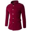 Зимние мужские куртки Теплый Ветровка