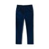 Fuluo чо Flordeer французская детская одежда девочки вельветовые брюки сплошной цвет бежевый брюки F61051 140 ai fuluo iflow