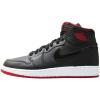 Nike (NIKE) обувь AIR JORDAN 1 RETRO ВЫСОКИЙ BG ретро обувь 705300-021 черный и красный US5.5Y ярдов 38 ярдов