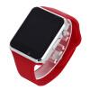 бесплатная доставка А1 наручные часы Bluetooth Смарт часы Спорт Шагомер с SIM-карты камеры smartwatch для Android смартфон Т15 Рос gv08 2015 android 1 3mp sim tf bluetooth