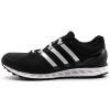 [Супермаркет] Jingdong Adidas (Адидас) женские модели универсальны легкие дышащие демпфирование кроссовки кроссовки AQ2318 черный 5 ярдов /37.5 код кроссовки адидас чёрнокрасные