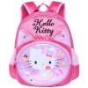 Hello Kitty (HelloKitty) детский сад мешок мило случайные и простой портативный детский сад сумка рюкзак CC-HK3162B черный