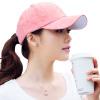 [Супермаркет] Jingdong Lan поэзии дождь LANSHIYU M0230 Корейские бейсболки козырек крышка женская весна и летом темно-розовый