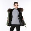 Women Winter Jacket Fashion Warm Fur Collar Jacket Casual Solid Thick Hooded Winter Clothes Luxury Gift For Lover women winter jacket fashion warm fur collar jacket casual solid thick hooded winter clothes luxury gift for lover