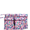 MOMOgirl женская одежда для путешествий сумка для одежды отделка мешок M9514 фиолетовые конфеты женская одежда для спорта