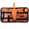 Elle 14072 комплект для домашнего инвентаря электроинструмент для деревообработки ручной инструмент ручной набор из 12 комплектов