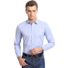 xiangsiniao мужская  рубашка официальная одежда сплошной цвет