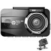 HP мини f860 Drive Регистраторы HD Ночное видение передние и задние двойная линза остановить мониторинг 1080 P Видеорегистраторы для автомобилей hp мини f860 drive регистраторы hd ночное видение передние и задние двойная линза остановить мониторинг 1080 p видеорегистраторы для автомобилей