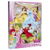 Disney Princess головоломки головоломки игрушки комбо (Департамент Ancient принцессы +126 88 головоломки) 11DF2162284