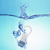 Waterproof Metal USB 3.0 Flash Drive Memory Stick 16GB 32GB 64GB Silver