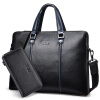 ПОЛО мужской портфель бизнес сумка крест пункт мужской сумки черный костюм 060017