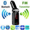 Car FM Transmitter Kit Bluetooth Hands-free Radio Adapter MP3 Player LCD Charger 220130 automotive supplies bluetooth hands free system music player car charger f launch vehicle p3