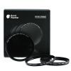 Хороший фильтр 58 мм с ультратонким ультрафиолетовым зеркалом + ультратонкое зеркало CPL + диммер ND8 для Canon EF-S18-55 / EF-S55-250 Nikon 50 / 1.4G и другие объективы объективы и линзы