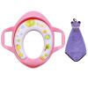 [Супермаркет] Bei Sesi Jingdong туалет ребенка туалет туалет коврик сиденье ребенок подарок мультфильм розовый полотенце сухой туалет с разделителем biolan
