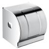 Раздел твердого вещества (KEGOO) K05015 туалетная бумага коробка ванной из нержавеющей стали вешалка для полотенец стеллажи металлические подвесные ванной полотенце лоток