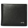 Ша Чи (SATCHI) моды мужской короткий бумажник мульти-карта бита черный бизнес бумажник мужчины бумажник EQ57516-2H