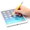 Кристалл 2 in1 сенсорный экран Stylus Шариковая ручка для iPhone IPad смартфон ipad 4 in 1 photo lens