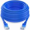 Shanze (SAMZHE) SZL-62500A инженерного класса шесть классов CAT6 кабель 8-проводная витая гигабитный сетевой компьютер сетевой кабель прыгун закончил Категория 6 кабель синий 25 м dhl ems 5 sests 1pc honeywell limit switch szl wlc b szl wl c b szlwlcb new in box