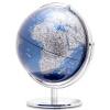Deli (гастроном) 2161 World Globe украшения / бизнес подарки предметы интерьера металлическая основа 20см лучшие идеи для домашней мастерской игрушки подарки предметы интерьера
