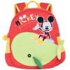 Disney Disney Микки детские школьные сумки для мужчин и женщин трехмерного мультфильма питомник ребенка рюкзак M626036 красный дисней disney микки детские школьные сумки милый минималистский легкий рюкзак школьный портфель mb0479c черный и зеленый