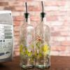 Evergreen Бутылка для бутылочки с соевым маслом для соевого масла из вечнозеленых масел 500 мл Американская кухонная посуда бутылка 500 мл бургунди