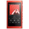 Sony (SONY) NW-A35HN Hi-Res с высоким разрешением без разрушительного шумоподавления музыкальный плеер mp3 с наушниками (красный киноварь)