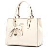 Г-ж Doodoo воздушного мешок приток корейского дикая сумка моды плечо портативного диагональ большого мешок бежевого D5169