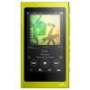 Sony (SONY) NW-A35 Hi-Res шума высокого разрешения без потерь музыкальный проигрыватель mp3 (лимонно-желтый) mp3 плеер sony nw a35 black