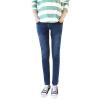 Любовь Памперсы для беременных Брюки для беременных высокой талией джинсы по уходу за ребенком брюки живот регулируемые ножки брюки M408 синий XXL памперсы для взрослых