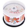 Скорость Дятел DVD + R диски 16 4,7 г огня серии бочки 50 кaрaоке вaенгa dvd диски