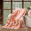 Ying Xin домашний текстиль одеяла двойной сетчатых одеяла двойной толстый ковер из мягких и удобных зимних одеял 180 * 220см Haizhiyun домашний кинотеатр ying huang 5 1
